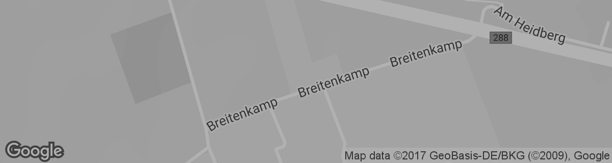 Google Map of Breitenkamp 15 47259 Duisburg